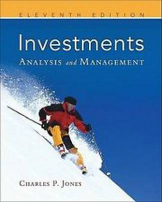 Investments: Analysis and Management (11va Edición) (PDF) - Charles P. Jones