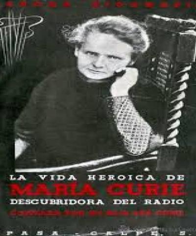 La vida heroica de Marie Curie (PDF) -Eve Curie